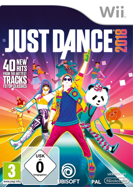 Just Dance 18